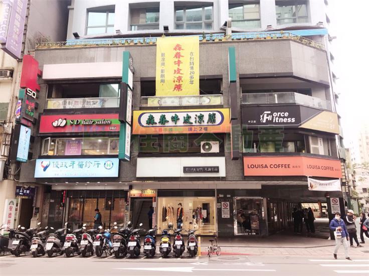 中正南昌路3F店辦