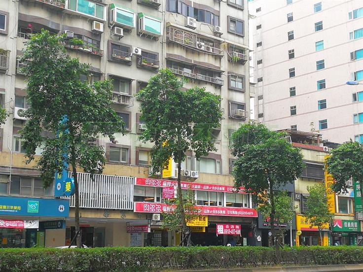 南京二樓店辦