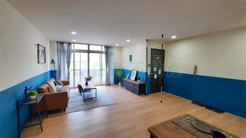 培英國中翻新美公寓
