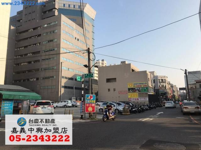 台慶中興店-蘭井街建地