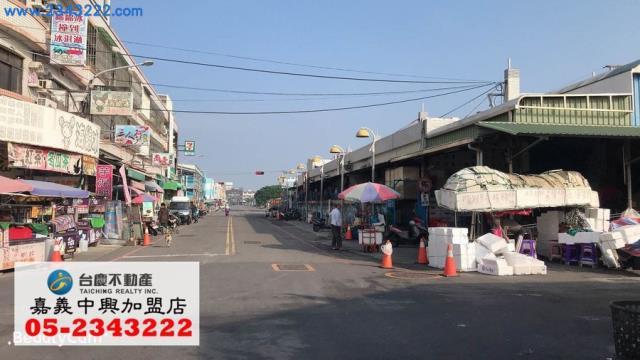 台慶中興店-布袋漁